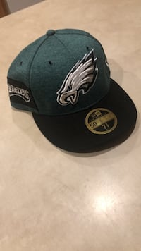 Green and black new era 59fifty cap sideline low pro Monroe, 98272