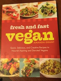 Two Vegan Cookbooks