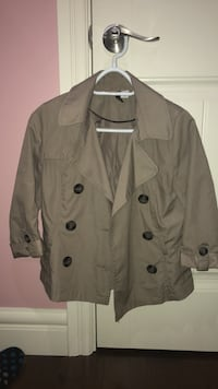 H&M tan jacket