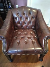 Leather Chair (set of 4) Springfield, 22151
