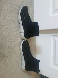 black and white suede boots Danville, 94506