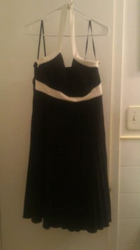 Black and white dress. Size 10 Brampton, L6S 3J6
