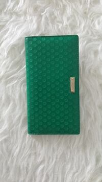 Kate Spade green patent leather wallet BRAND NEW Calgary, T3K 5K1