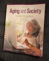 Aging and Society Canadian Perspectives Eighth Edition Dundas, L9H 1B7