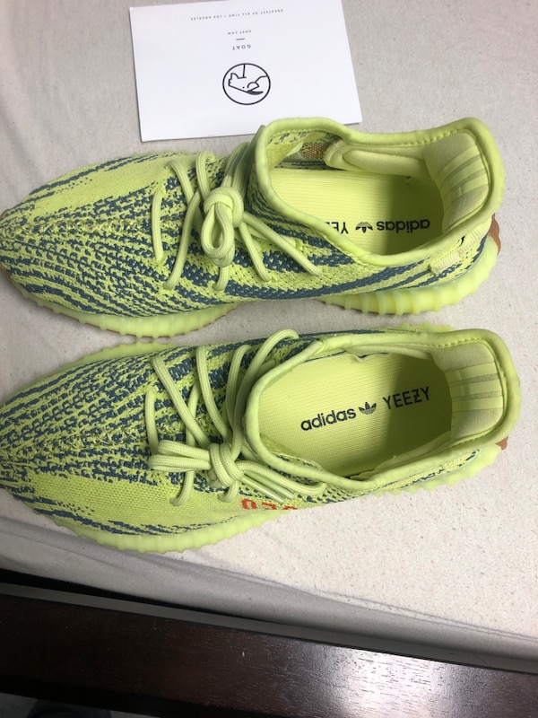2c9f3f973476d Used Yeezy v2 frozen yellow for sale in Tallahassee - letgo