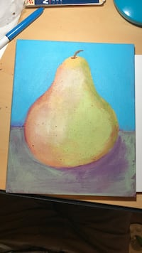 Painting of pear Slidell, 70460