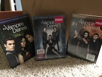 The vampire diaries collection  Burke, 22015