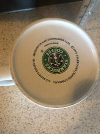 Starbucks Coffee Cup Mug Toronto Canada 99 Series City 1999 Courtice, L1E 0H5