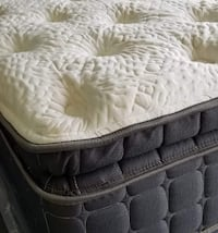 Liquidating Pillowtop mattress. NEW