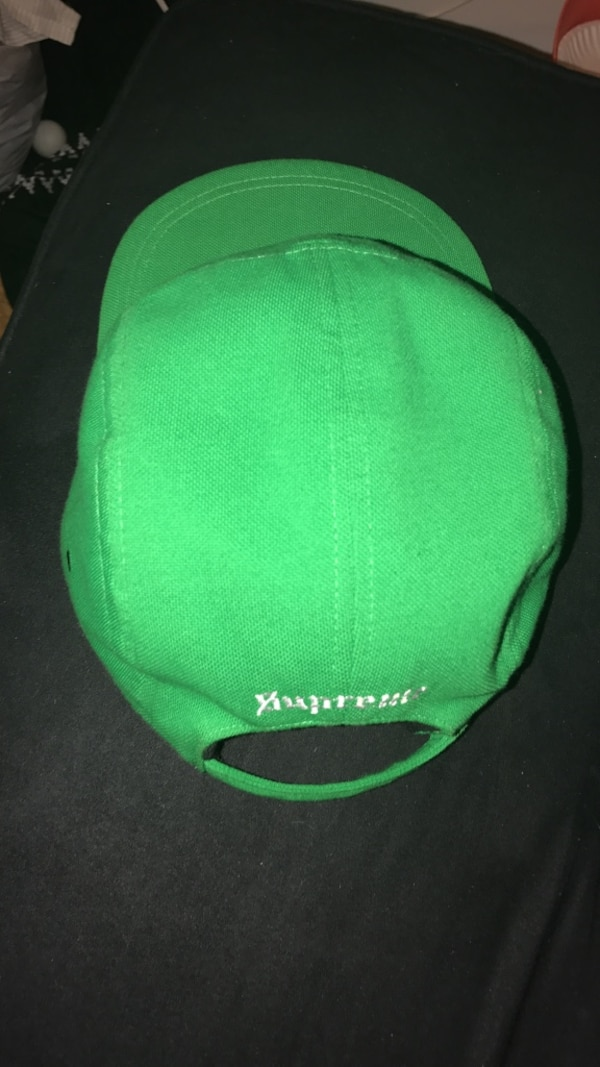 8eded941a9a Used Green snapback for sale in New York - letgo