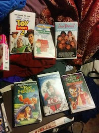 Toy story 2 ,The Fox abd the Hound, 101 Dalimation Smiths Grove, 42171