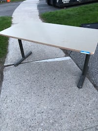 Industrial folding tables - one left! Aurora, L4G 5H9