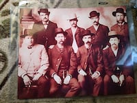 "8"" x 10"" photo of Earp Brothers and Friends Edgewood, 21040"