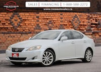 2007 Lexus IS250 AWD Sport| One Owner| No Accidents Toronto