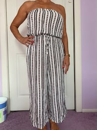 Jumpsuit- light weight size small