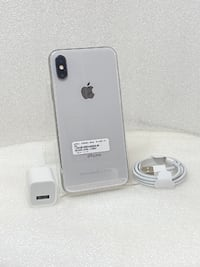 ***CHRISTMAS SPECIALS*** iPhone X 64GB 4G LTE Unlocked To Any Carrier. Goose Creek