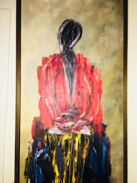 AFrican American framed paintings  Montgomery Village, 20886