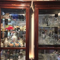 2 Display Cases $500 Each Niagara Falls