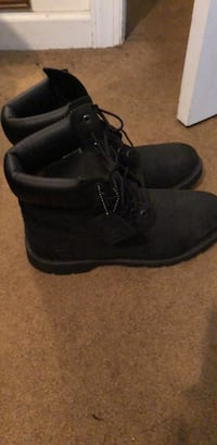Pair of black work boots Timberland  Rocky Mount, 27801