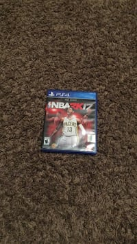 NBA 2K17 PS4 game case Brandon, 57005