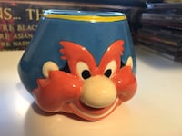 Looney toons ceramic mug (Yosemite Sam )