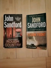 John Sandford book collection  Guelph