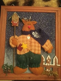 Christmas wall or door or gate picture Winnipeg, R2L 0X1