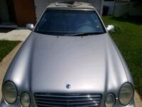 2002 Mercedes CLK Laurel