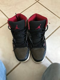 Jordan's in good condition size 11 Fort Collins, 80526
