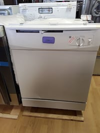 GE white dishwasher Woodbridge, 22191