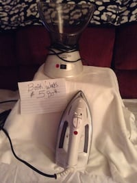 White and gray corded hair dryer Winchester, 22602
