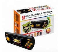 Atari Flashback Handheld Portable Gaming Console (70 Games built-in) Burnaby