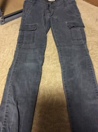 JUST REDUCED  MORE  cargo pants in size 3