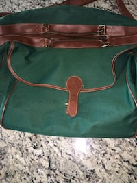 Green vintage Polo Duffle Bag Springdale, 72762
