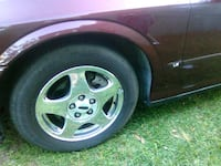Lincoln ls 5 star rims and tires Bonifay, 32425