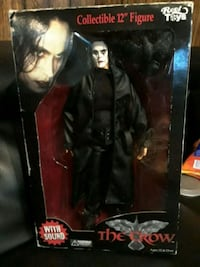 The crow collectible 12 inch figure with sound Indianapolis, 46201