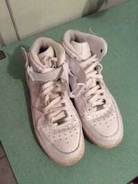 White Nike Air Force One (Negotiable) Montreal, H3T 1K8