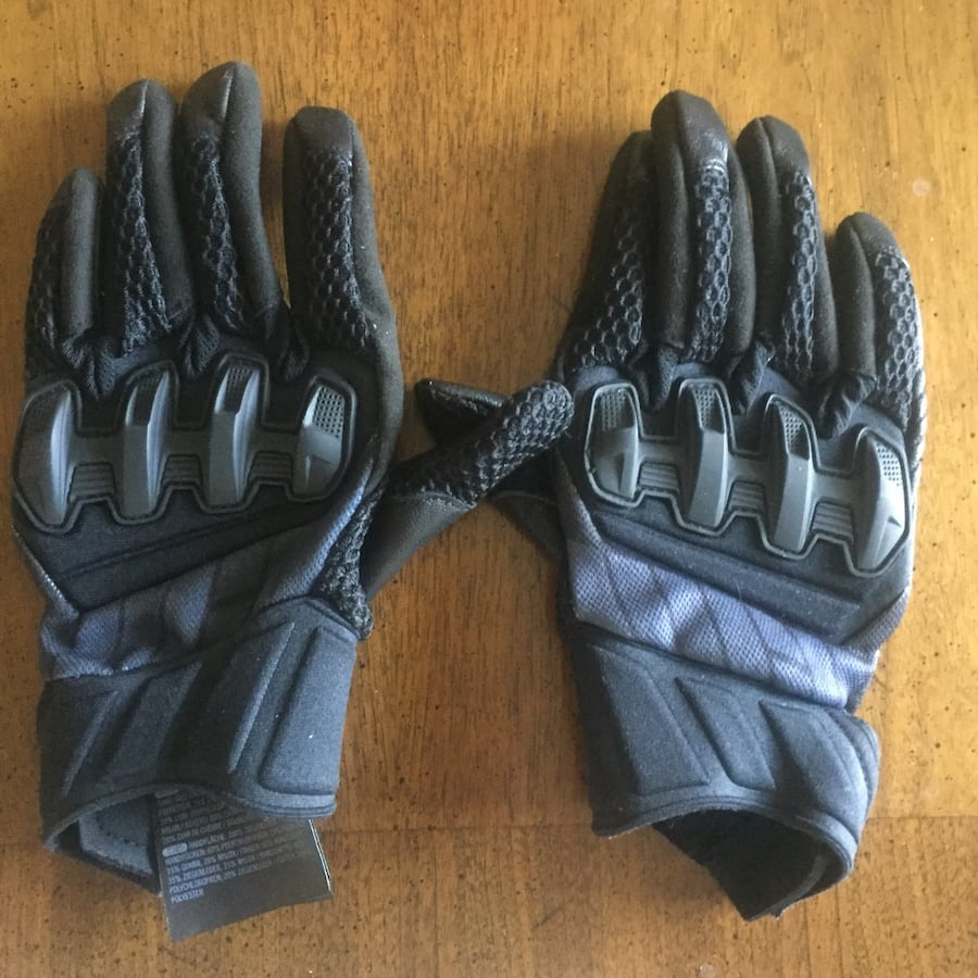 Motorcycle Overload Mesh Gloves