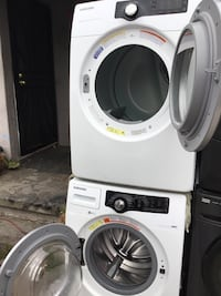 Set washer and electric dryer different brand & prices. Oakland, 94621