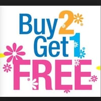 See info! Free items when you buy! Milton, L9T 4M4