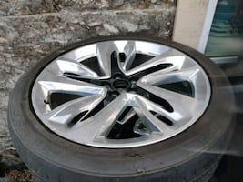 "21"" Ford Edge Mag Wheels"