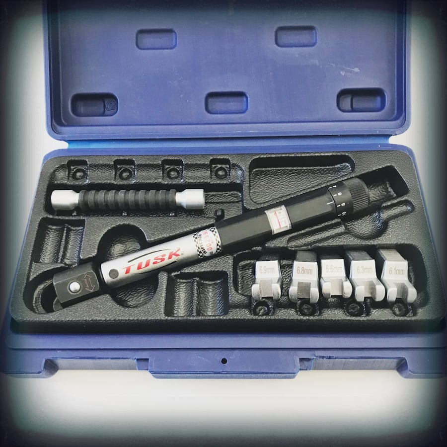 HUSK Spoke Torque Wrench Kit