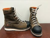 Timberland Pro Alloy Steel troes size 10great condition VANCOUVER