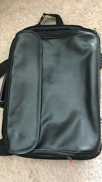Thinkpad/laptop bag, faux leather Chicago, 60616