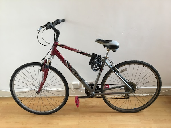 Used Black and red road bike for sale in Reading - letgo