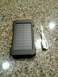Brand New 20000mAh Dual USB Solar Charger  Murray, 84107
