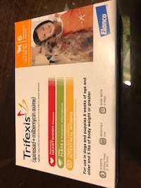 Trifexsis for dogs