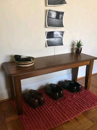 Entryway table / Bench