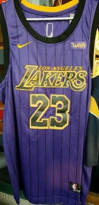LEBRON JAMES LAKERS RETRO JERSEY  South Gate, 90280