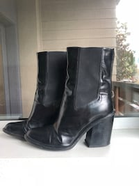 Diesel Patent Leather Boots Los Angeles, 90028